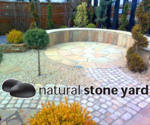 Natural Stone Yard