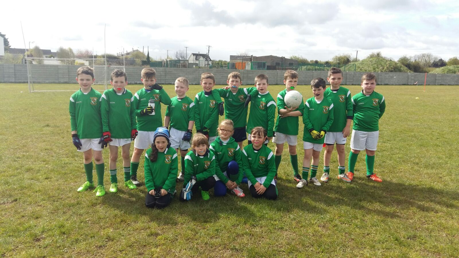 U9 Team pic against Trim U9 30th April 2016b