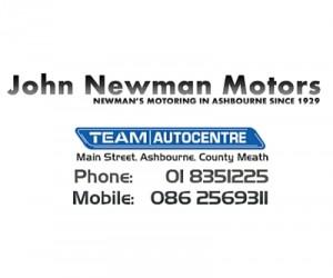 John Newman Motors final