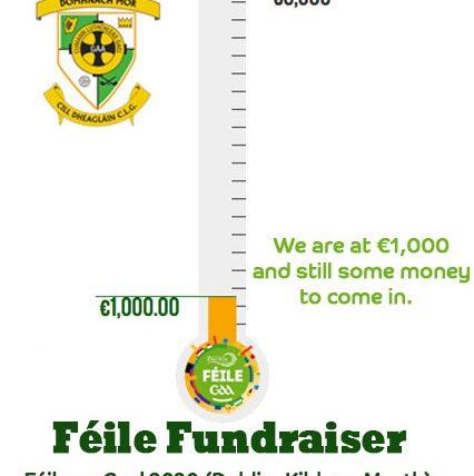 Feile-Fundraiser Graph